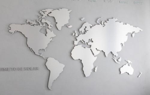 Настенная карта мира для «Helios»