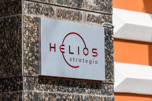 Вивіска «Helios»