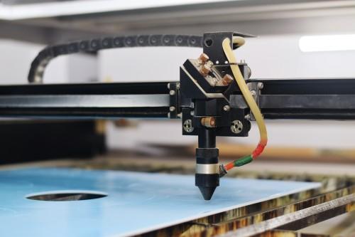 Новое оборудование для резки и гравировки