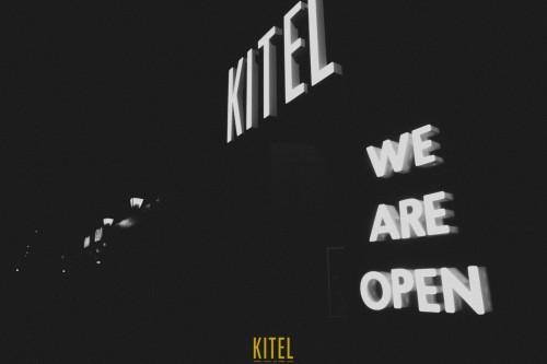 """Комплексное оформление для бара """"KITEL"""""""